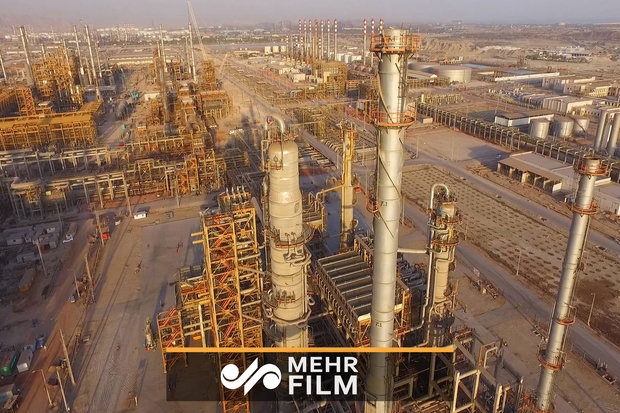 VIDEO: Persian Gulf Star Refinery