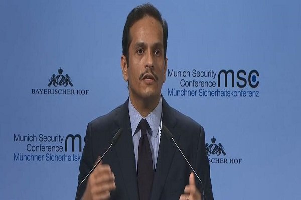 وزیر خارجه قطر خواستار پایان جنگ در یمن شد