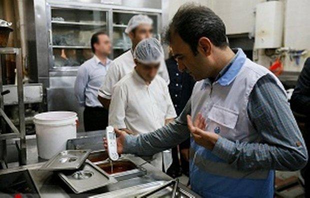 بازرسی تیم های بهداشت از ۳۱ هزار مرکز طبخ غذا