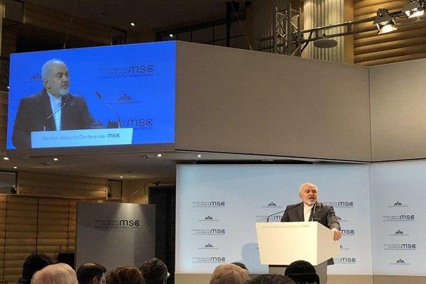 Zarif urges US to treatits malignant disease on Iran