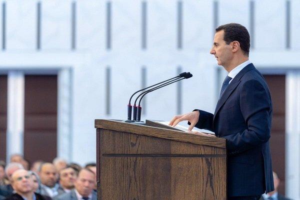 بشار الاسد: مخطط التقسيم لا يتوقف عند حدود الدولة السورية بل يشمل المنطقة ككل