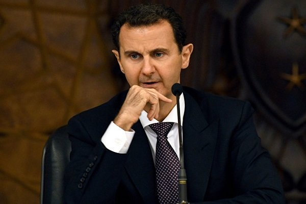 «بشار اسد» درگذشت «سلطان قابوس» را تسلیت گفت