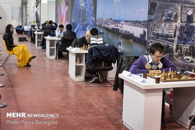مسابقات شطرنج, پویا ایدنی, پرهام مقصودلو