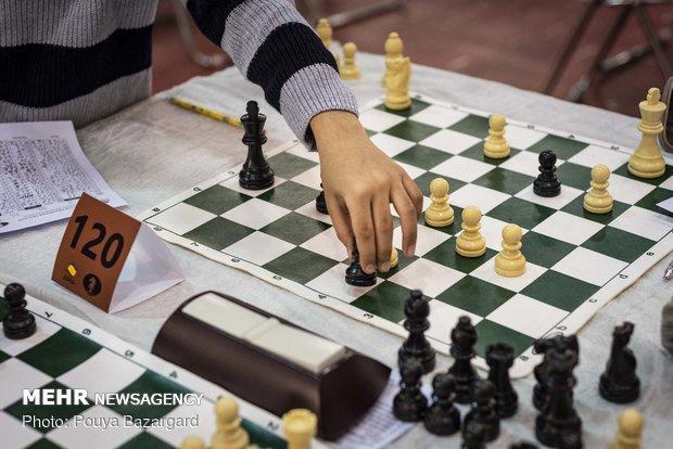 سالن هیئت شطرنج گناوه افتتاح شد