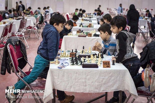 نفرات برتر شطرنج ایران مشخص شدند
