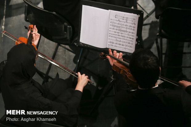 East Paris Philharmonic Orchestra to perform Iranian pieces