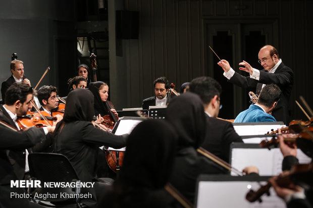 ارکستر مجلسی ایران برای جذب نوازنده فراخوان داد
