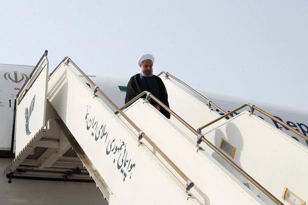 روحاني سيزور العراق في مارس المقبل