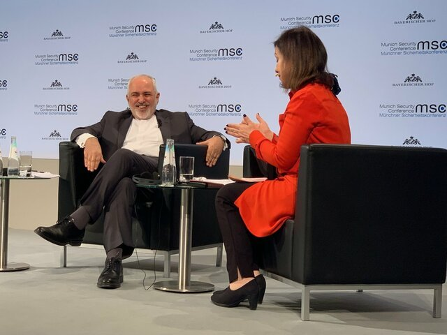 Zarif: Iran won't forsake own security for Le Drian's sake
