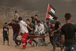 حمله موشکی و توپخانه ای اسرائیل به شمال غزه