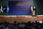 Inauguration of major projects in Iran 'very painful' for enemies: Rouhani