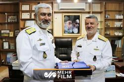 دستاوردهای ارتش در دریا به روایت دو تن از فرماندهان