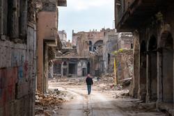 موصل والانقاض التي خلّفها داعش / صور