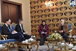 اعلام آمادگی سوییس برای توسعه همکاریهای دوجانبه
