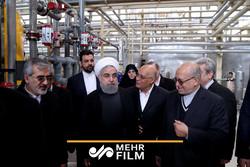 تبریک روحانی به سپاه و ملت ایران