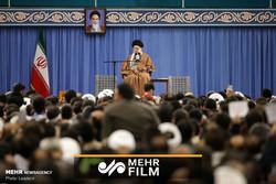 ملت ایران در ۲۲ بهمن کار بزرگی انجام دادند