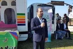 کاروان نشاط و امید انقلاب در روستاهای دیلم برپا شد