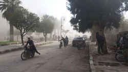 ۱۴ کشته و ۷۰ زخمی در انفجارهای ادلب
