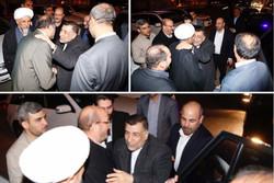وزیر دادگستری کشور وارد استان قزوین شد
