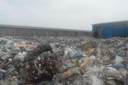 وضعیت قرمز زباله در رودسر/دپوی ۸ هزار تن در محوطه کارخانه کمپوست