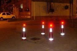 چراغ های هشدار دهنده در ۷۰ محور ارتباطی آذربایجان غربی نصب می شود