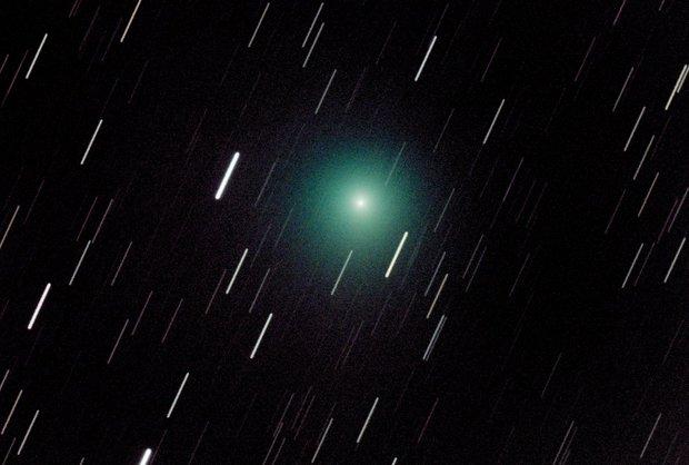 آب در ستاره دنباله دار رصد شد