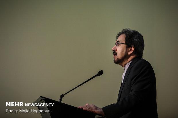 الخارجية الإيرانية تندد بالهجوم الإرهابي في كابول