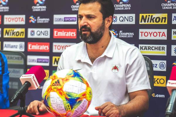 إدارة الريان تقبل استقالة المدرب التركي من تدريب الفريق