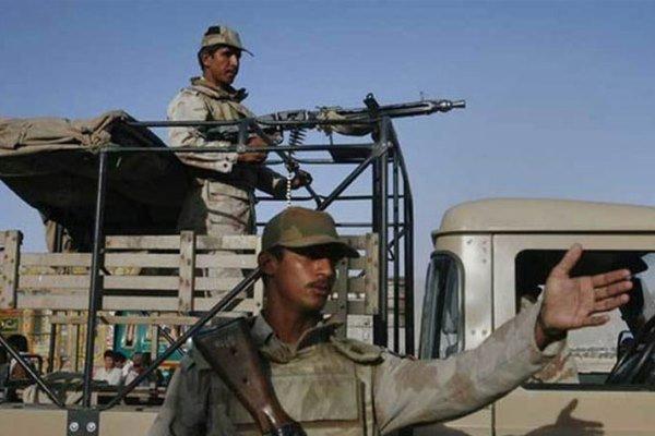 کشته شدن ۴ نظامی پاکستانی در نزدیکی مرزهای مشترک با ایران