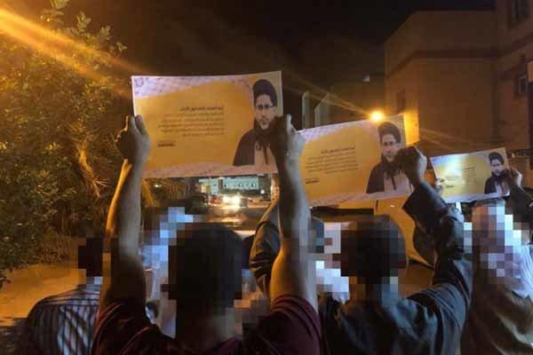 ائتلاف ١٤ فبراير يستنكر جريمة آل خليفة بدعوة صهاينة لمؤتمر في البحرين