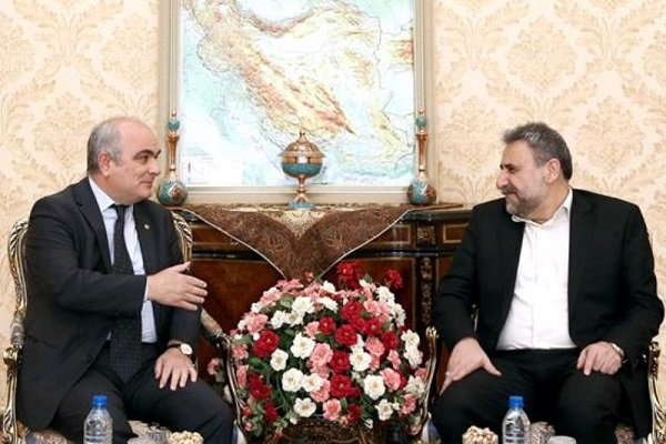 Moscow backs development of coop. with Tehran: envoy