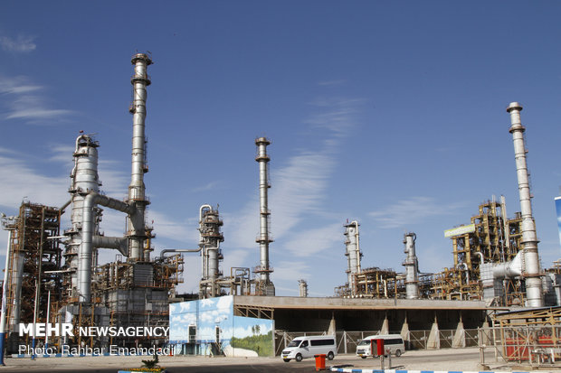 Inauguration of phase III of Persian Gulf Star Refinery