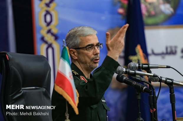 Gen. Bagheri names US responsible for Kabul terror attack