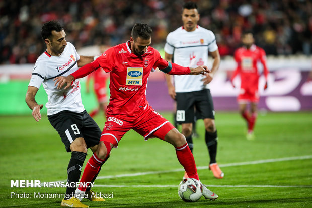Persepolis beats Padideh to reach semis in Hazfi Cup