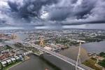 گرمایش زمین عامل قدرتمندتر شدن توفانهای تابستانی