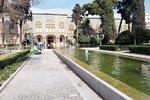 Tahran'daki Gülistan Sarayı'ndan görüntüler