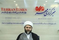 رئيس منظمة الإعلام الإسلامي يتفقد وكالة مهر للأنباء