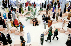 Fajr Festival of Fashion and Costume underway