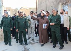 روز دوم سفر  رئیس سازمان بسیج مستضعفین به سمنان