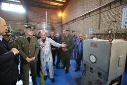 افتتاح 5 مشاريع صناعية وبحثية متطورة بمجال القدرات الدفاعية/ صور
