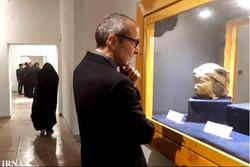 Austrian amb. visits Susa historical, religious monuments