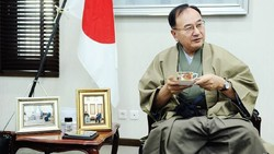 Japan to continue oil imports from Iran: envoy