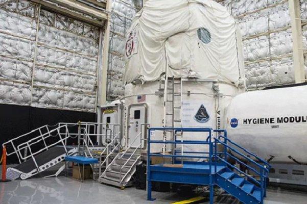 شبیه سازی شرایط سفر به مریخ بر روی زمین