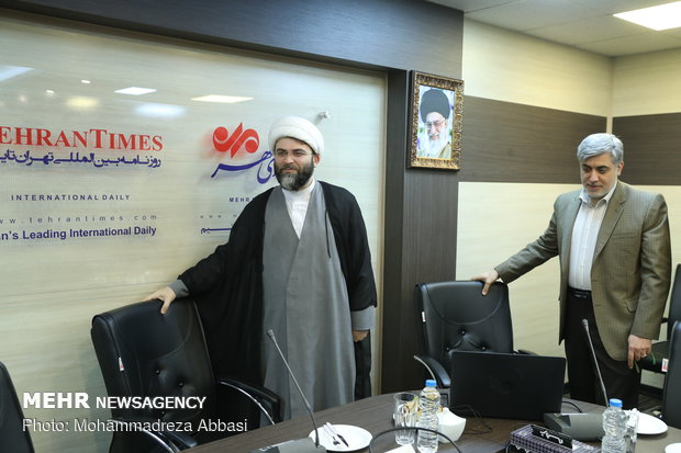Islamic Development Org. chief visits MNA HQ