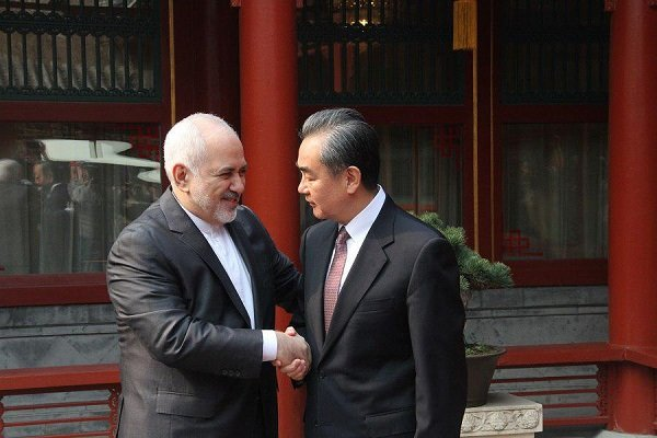 Ties with China 'most strategic' for Iran: Zarif