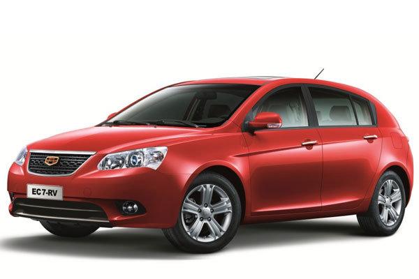 جیلی امگرند RV۷؛ خاصترین هاچبک چینی بازار خودروی ایران
