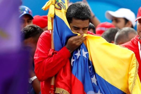 Bolton'dan Venezuela ile iş yapan şirketlere yaptırım tehdidi