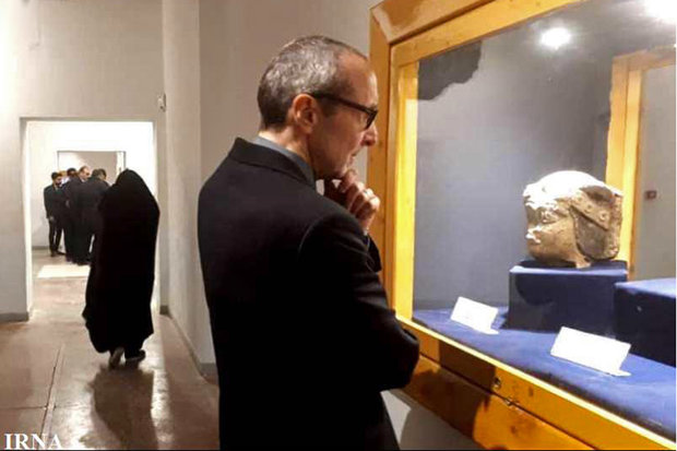 Austrian amb. visits Susa historical, religious monuments