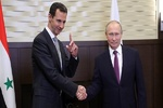 Russia's view on Syria's reconstruction