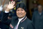 بولیویا کے صدر نے استعفی دیدیا